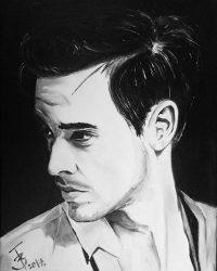 Férfi portré (olajfestmény)