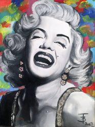 Marilyn Monroe (olajfestmény)